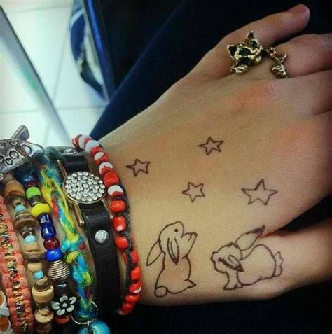tattoo gun for rabbits 25 best images on pinterest bunny tattoos rabbit