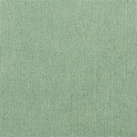 Chenille Upholstery Fabric By The Yard by D151 Green Solid Chenille Upholstery Fabric By The Yard