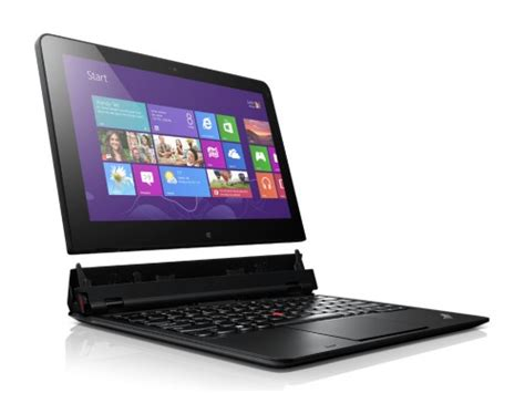 Laptop Lenovo Thinkpad Helix lenovo thinkpad helix notebookcheck externe tests