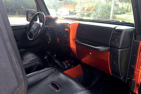 jeep wrangler custom interior 2005 jeep wrangler custom suv 193964