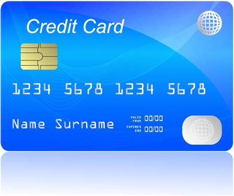 Credit Card Adobe Illustrator Template by Credit Card Free Vector In Adobe Illustrator Ai Ai