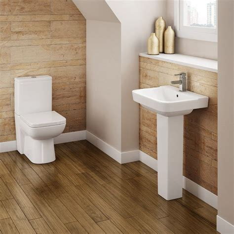 Cheap Modern Bathroom Suites by Genova Bathroom Suite Contemporary Bathrooms Cheap