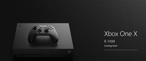 xbox one console release date xbox one x release date