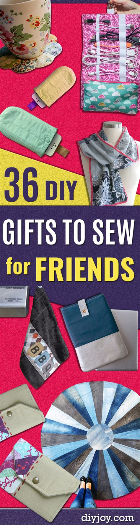 home decorating sewing projects 7 quick and easy no sew 36 creative diy gifts to sew for friends diy joy