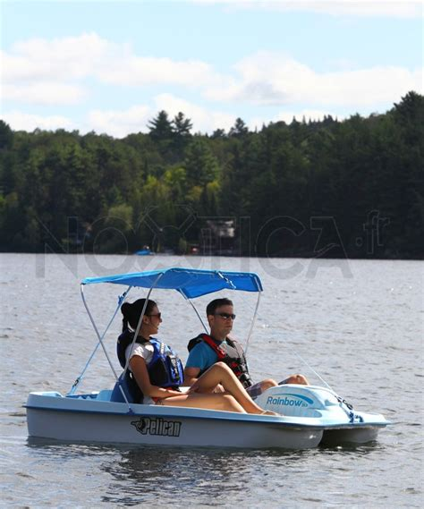 pedal boat reviews pedal boat pelican rainbow dlx
