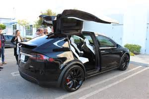 Tesla Modell X Exclusive Model X Review Tesla Model X Is The Best Suv