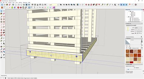 sketchup tutorial intersect deleting from intersection area pro sketchup community
