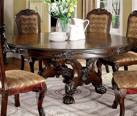 medieve cherry wood  dining table  furniture  america
