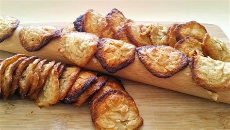 Tuiles Amandes by Mariatotal Tuiles Aux Amandes