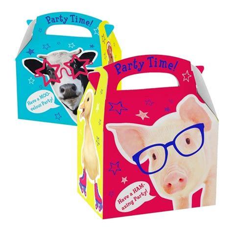 Gardener S Supply Lunch And Learn by Farm Animals Childrens Birthday Lunch Box Wedding