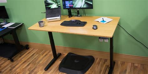The Best Standing Desks Reviews By Wirecutter A New Standing Desk Top