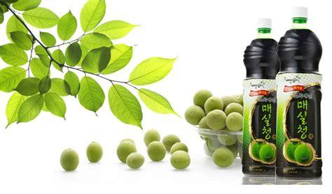 wonderful fruit juice fresh green plum extracts juice