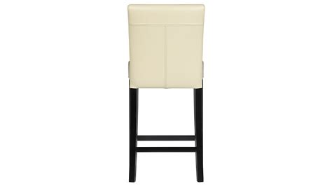 Lowes Bar Stools 24 by Lowe Ivory Leather Bar Stool Crate And Barrel