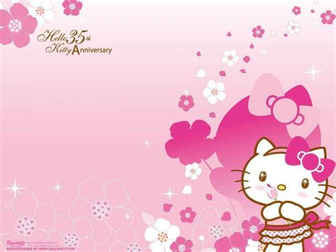 wallpaper hello kitty free free hello kitty wallpapers and screensavers wallpaper cave
