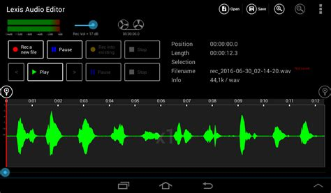 android record audio record direct into an open sound file android lexis audio editor