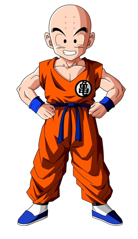 imagenes de goku humano krilin dragon ball z goku pinterest dragon ball