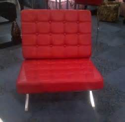 red accent chairs for living room barcelona red leather accent chair modern living room