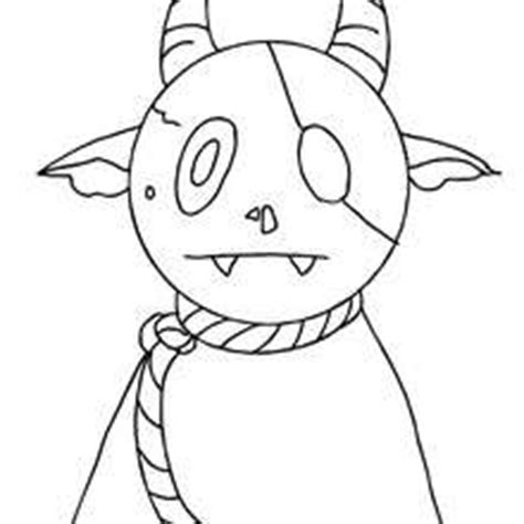 halloween monsters coloring pages 51 creatures to color