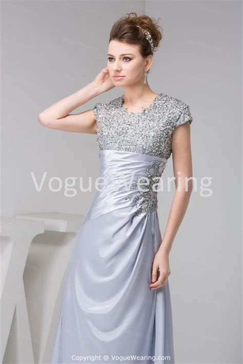 Dress Satin 002 silk dresses for wedding guests