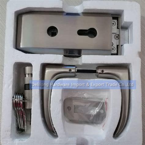 Sliding Glass Door Handle And Lock Frameless Glass Door Handle Locks With Sliding Door Central Glass Door Lock With Handle