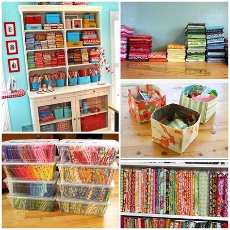 Quilt Fabric Storage Ideas by Herding Cats Reminds Me Of Trying To Organize Fabric 3