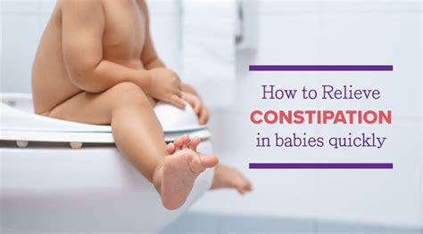 how to relieve constipation how to relieve constipation in babies quickly babygogo
