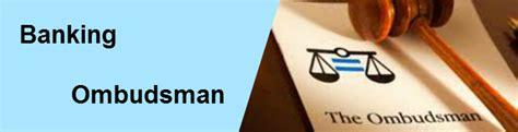 ombudsmann bank bank of bahrain and kuwait b s c india