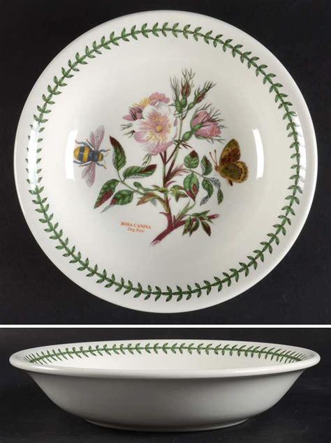 portmeirion botanic garden pasta bowls portmeirion botanic garden pasta bowl 5654666 ebay
