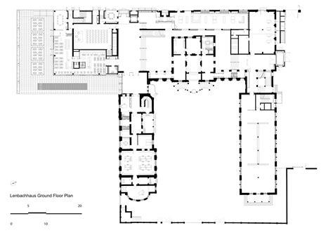 Floor Plan App For Ipad lenbachhaus museum foster partners