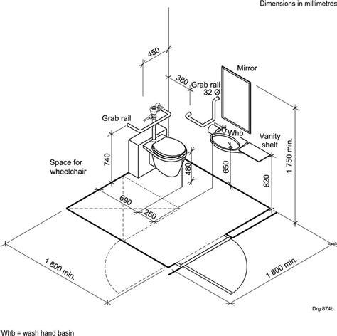 disabled toilet layout regulations shower bath dimensions t 236 m với google wc pinterest