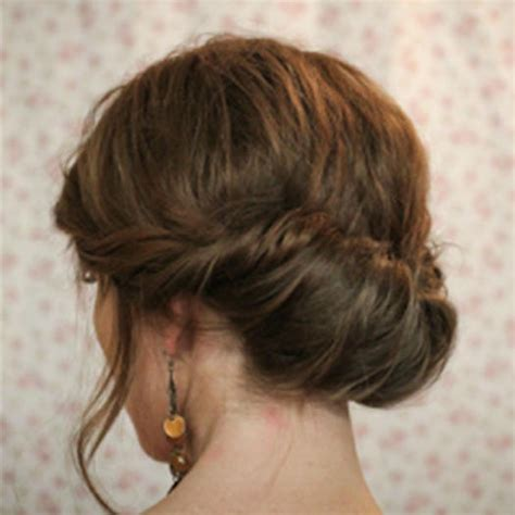 Hairstyles For Medium Hair For Prom by Our Favorite Prom Hairstyles For Medium Length Hair More