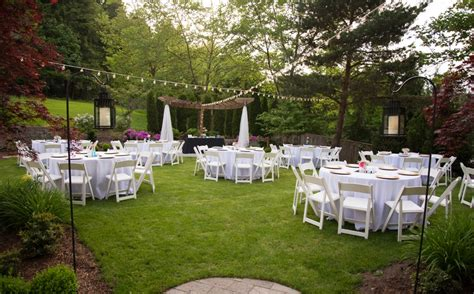 small intimate backyard wedding an intimate backyard wedding inspiration bridal tablecloths