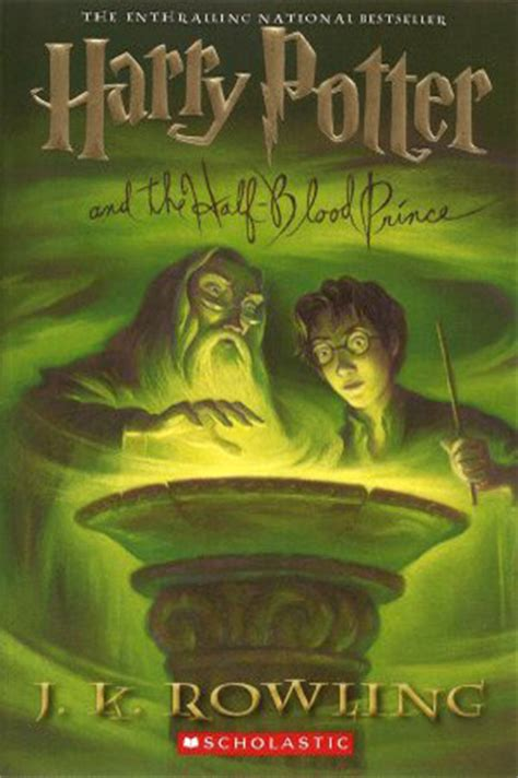 blood a novel books harry potter and the half blood prince harry potter 6
