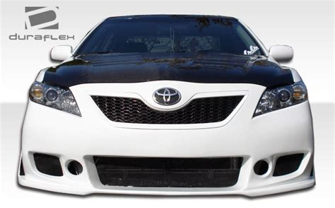 2009 toyota camry front bumper 2007 2009 toyota camry duraflex b 2 front bumper cover 1