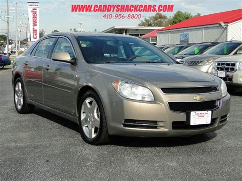2008 Chevrolet Malibu Mpg by 2008 Chevrolet Malibu Lt 4dr Sedan W 2lt In Edgewater Md