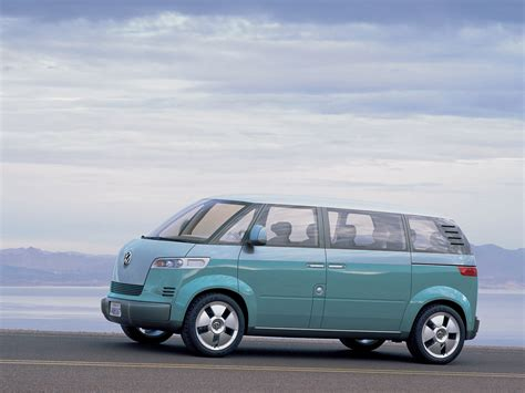 volkswagen concept van vw microbus is coming back well maybe the torque report