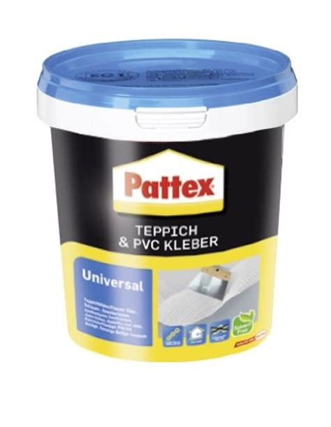Pvc Boden Kleber Bauhaus by Pattex 1493277 Teppich Pvc Kleber 1 Kg