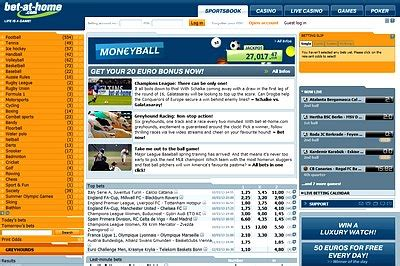 bet at home review trusted site top 20 bookmakers uk