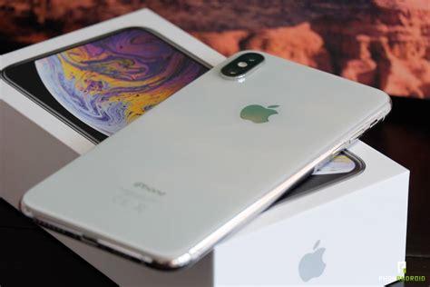 test de l iphone xs max l iphone de tous les exc 232 s phonandroid