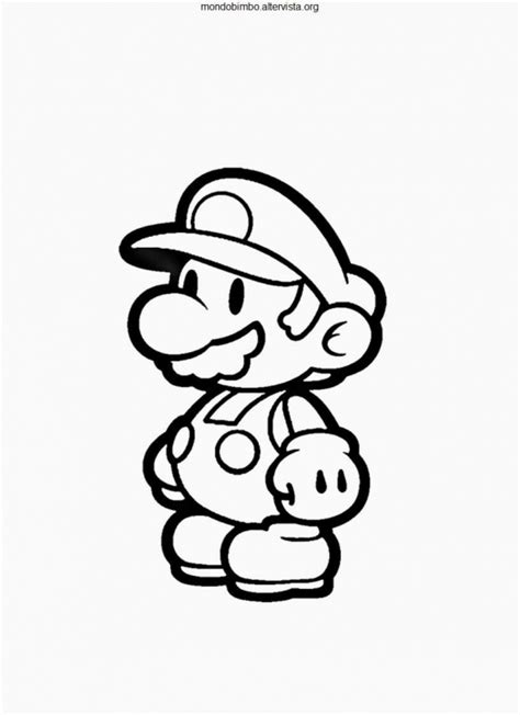 paper mario rosalina coloring page www imgkid com the