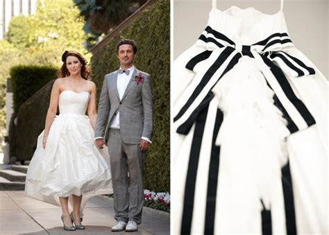 my favorite wedding fashion moments of 2010 green
