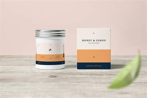 design online packaging myiu tea packaging design
