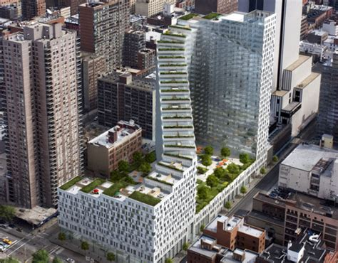 mercedes house mercedes house by ten arquitectos looks like a green stairway to the sky in nyc