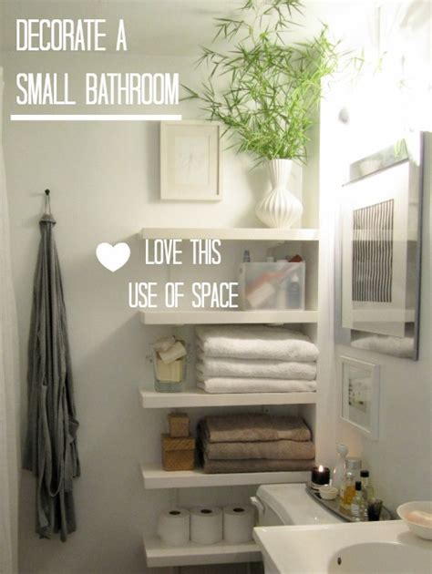 how to decorate a small downstairs toilet love chic living bathroom decorating ideas for small average and large