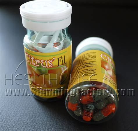 Citrus Fit Detox by China 2014 New Citrus Fit Herbal Weight Loss Citrus Fit