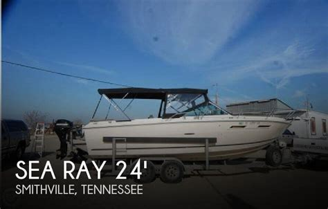 used power boats cuddy cabin boats for sale in tennessee - Sea Ray Boats Inc Vonore Tn