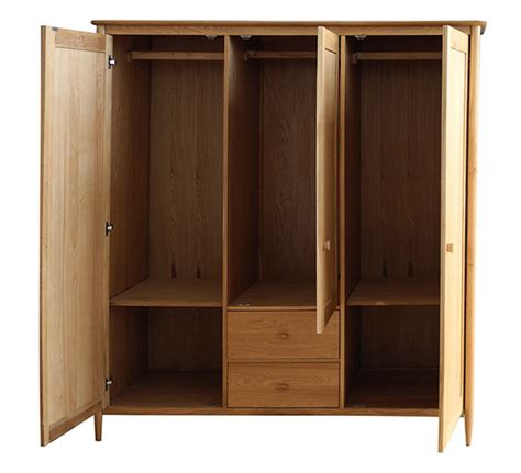 T T Wardrobes by Teramo Bedroom 3 Door Wardrobe Wardrobes Ercol Furniture