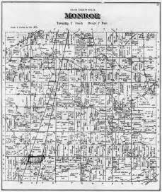 Ohio Township Map by 1880 Township Maps