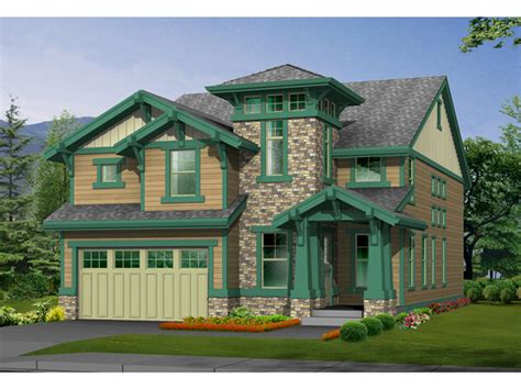 Arts And Crafts Home Plans by Etherton Arts And Crafts Home Plan 071d 0130 House Plans