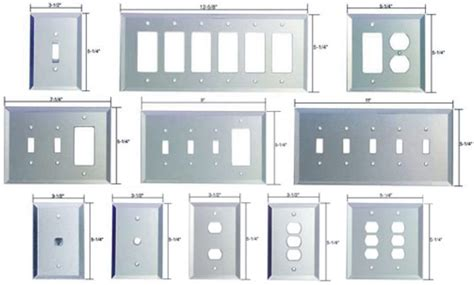 mirrored glass light switch covers mirror switchplates mirror light switch plates mirror